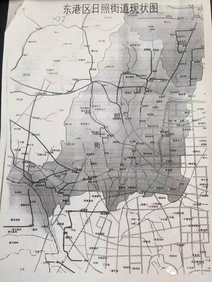 东港区日照街道划分为两个街道 新设立香河街道