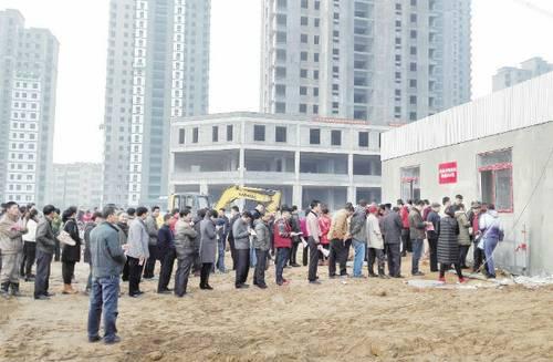 新建日照沙墩市场拍租报名开始 月底有望营业