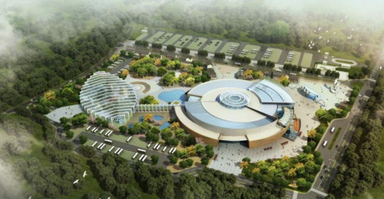 日照海洋馆、四季花鸟园项目开工建设 总投资7亿元