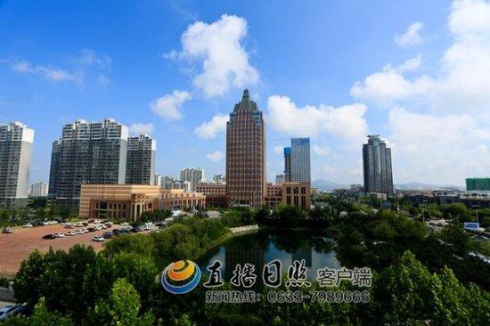 """日照上榜中国""""氧吧城市""""50强 北方仅5城在列"""