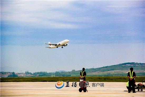 日照机场首航将由东方航空B738执飞 近期航班公布