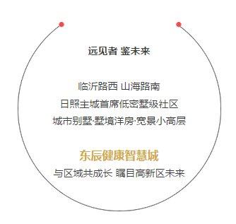 东辰健康智慧城与区域共成长 瞩目高新区未来!