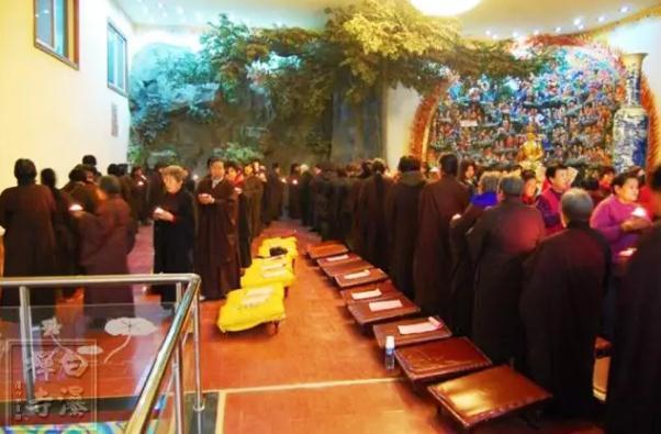 白瀑寺下院京南永清白塔寺将举办佛前大忏悔法会