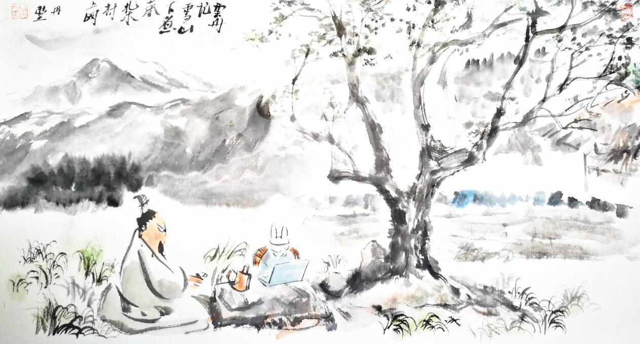 图语金丹|修真图悟真(七):男儿也怀孕,内丹得药妙诀