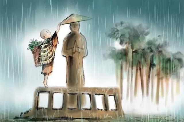 为什么佛教中一再强调要尊敬师长?