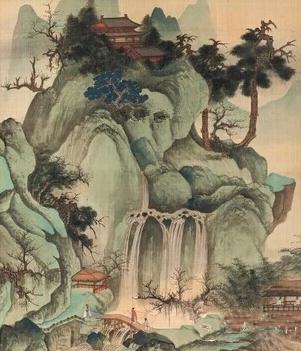 山寺焚香(图源网络)