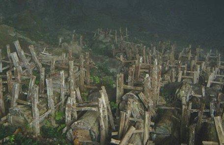 生死之间:贵州岩洞葬之谜
