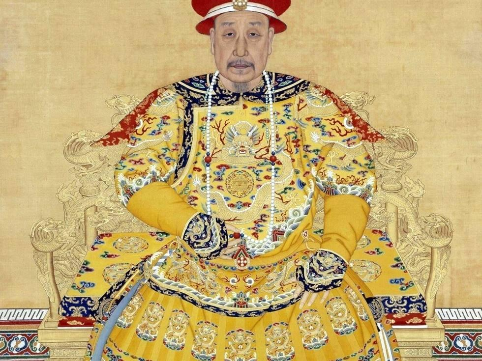 """乾隆皇帝如何拜佛:将寺庙的金殿""""搬回家"""""""
