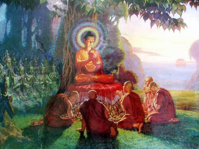 """求生净土的""""愿""""包含了四圣谛和四弘誓愿"""