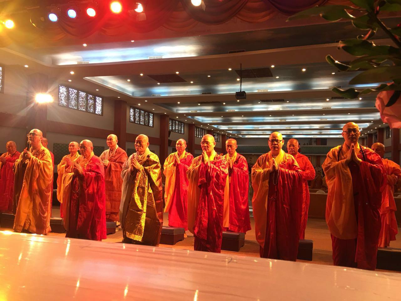 法禅上人弘法南洋纪念法会在印尼棉兰佛教城举行