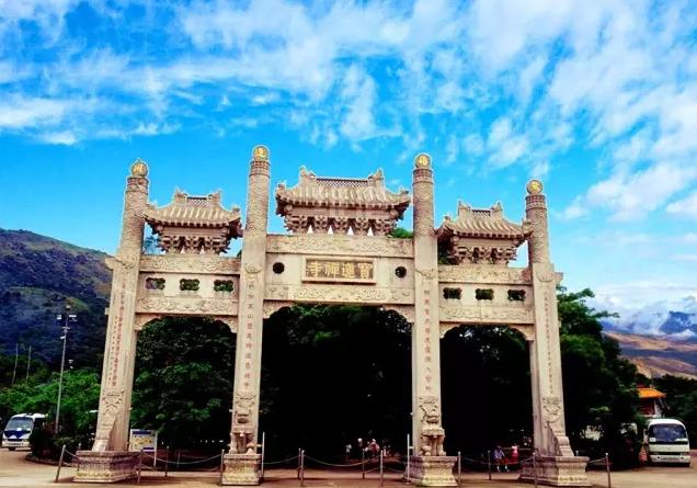 香港宝莲禅寺庆祝香港回归20周年祈福法会通启