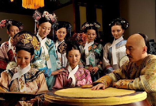 清朝后妃们是怎么挑选出来的?图片