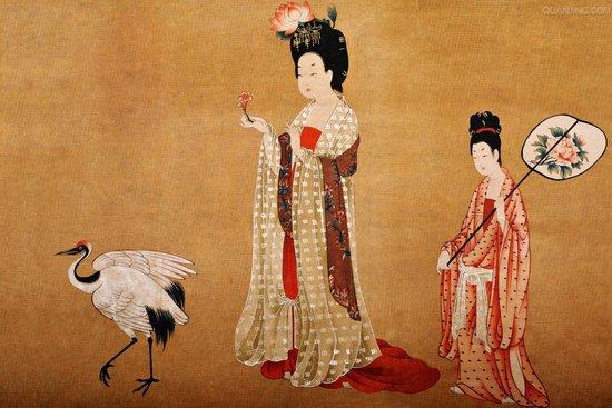 都说古代以胖为美,那生活在唐代时期的杨贵妃胖吗?图片