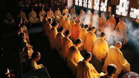 余秋雨:佛教的四大特殊魅力