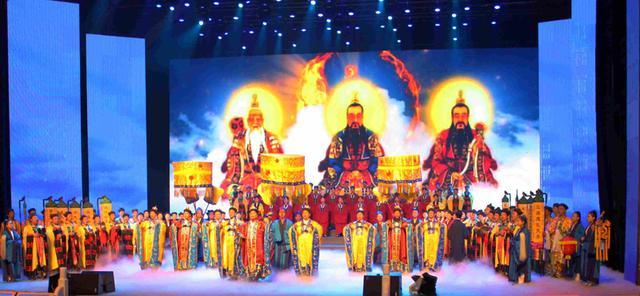 董至光道教音乐漫谈7丨用四川话唱广成韵是一种怎样的体验