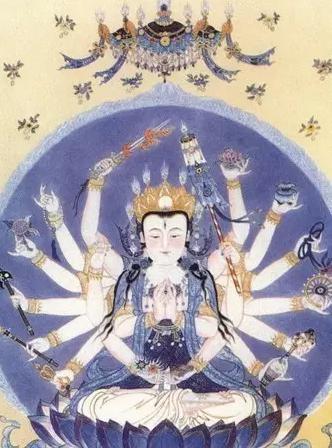 准提菩萨(资料图)