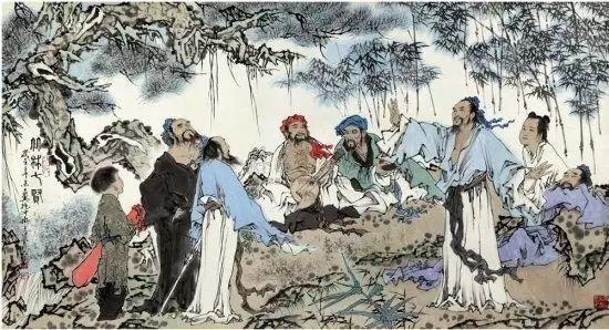 最美古诗词:古代文人的十大乐事
