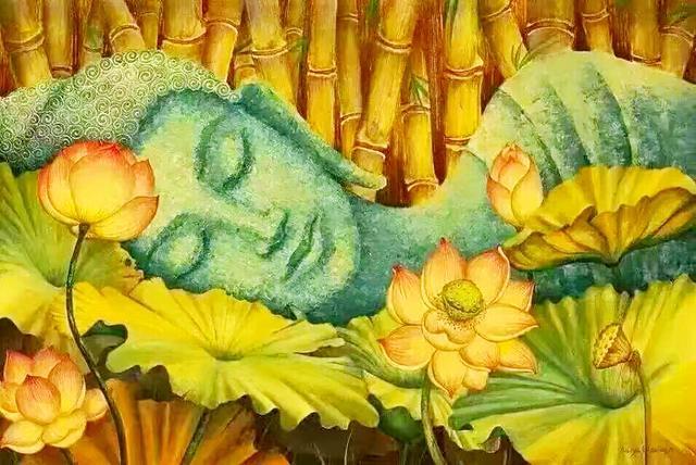 梦参长老:佛前供养一朵花的功德 你知道有多大吗?