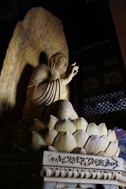 云中古刹华严寺的那些辽代佛像!