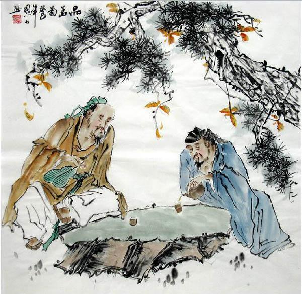 读经明义丨《孔子集语》:儒家的快乐是什么?