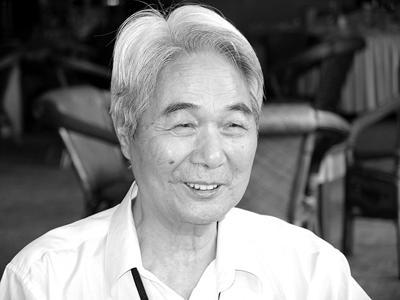 著名历史学家庞朴教授昨晚逝世