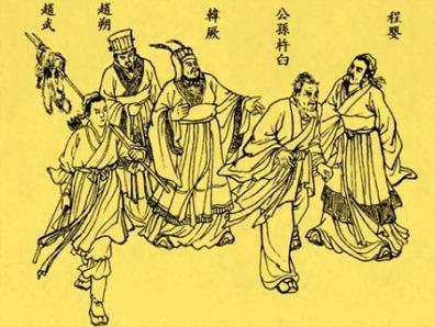 小提琴之家谱子大鱼-春秋时期晋国,赵氏一家三百余口被奸贼屠岸贾所害,围绕着赵氏孤儿
