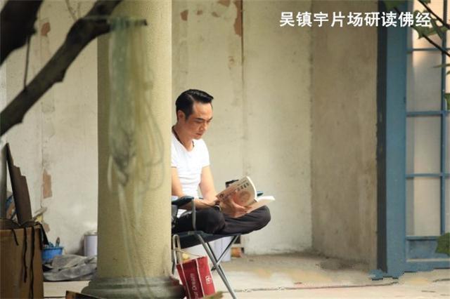 """""""大坏人""""吴镇宇——皈依48年的佛教徒"""