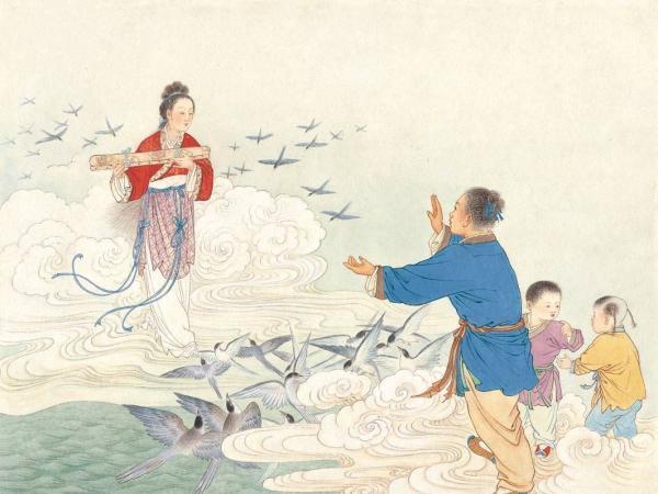 七夕,我们来聊聊中国的情人节