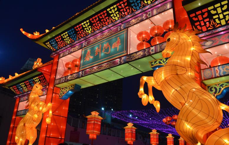 春节民俗:扒一扒庙会里的新年