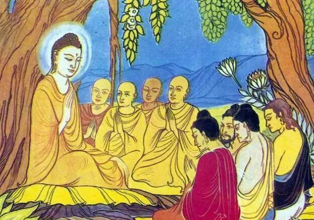 佛陀如何教训人?图片