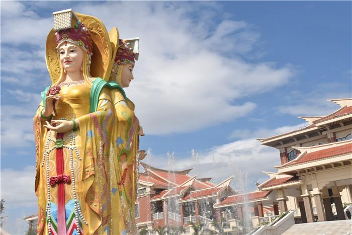 湄州惠泽,圣德参天——恭祝天上圣母妈祖娘娘千秋圣诞