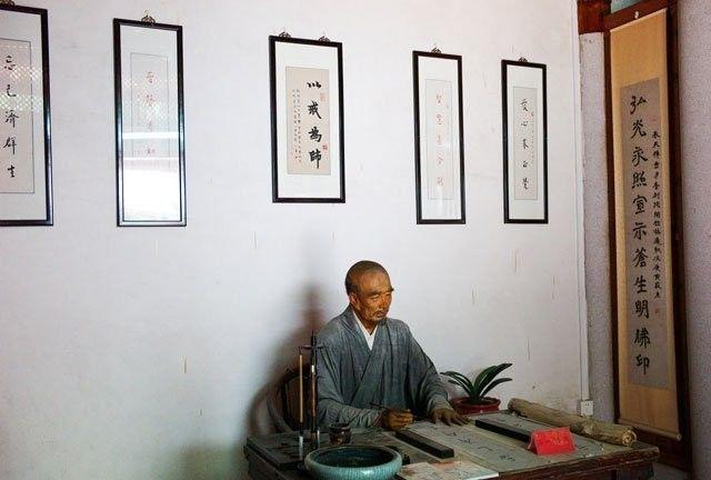 成庆:他不是文艺青年想像中的李叔同,他是弘一法师