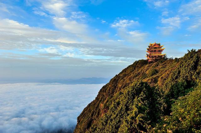 四大佛教名山 究竟神奇在哪?