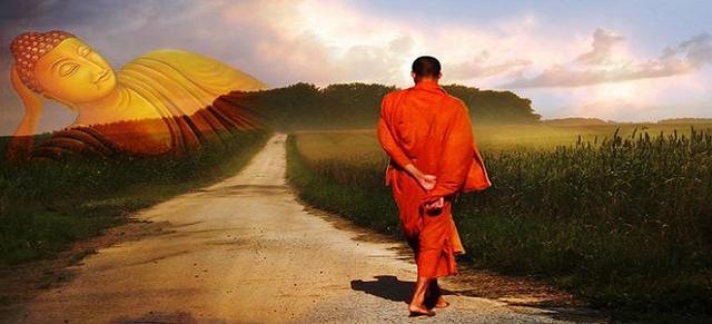 为过去而诵经 为未来而念佛 你为现在做了什么?