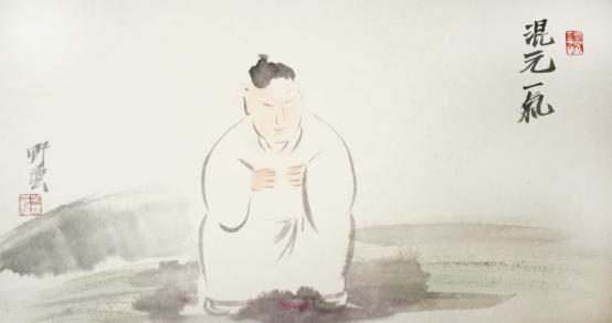 图语金丹|修真图悟真(十):合日月之能量修真