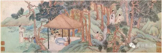 无锡惠山寺禅茶文化交流会通启