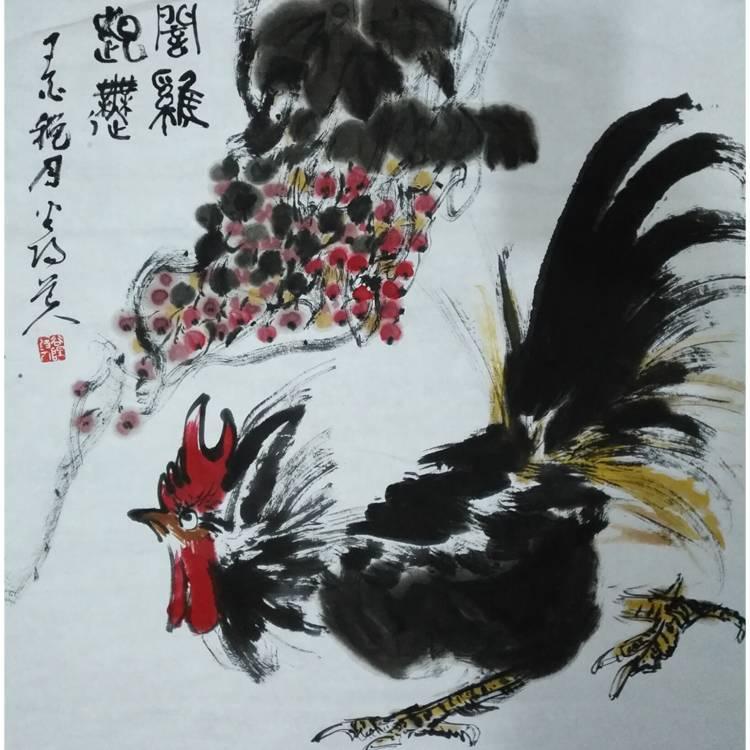 虚怀若谷,自然无为:记当代著名书画家黎尚谷道长