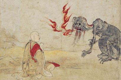 盂兰盆节缘起:一则有关佛门孝亲的典故