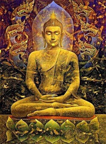 佛陀教你看前世