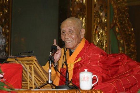 梦参法师:念万遍地藏菩萨圣号 恶事也能转变成善