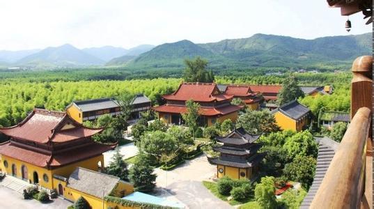 2017年浙江长兴寿圣寺传授三坛大戒通启