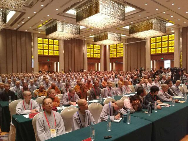 2016中国佛教讲经交流会在山西五台山隆重开幕