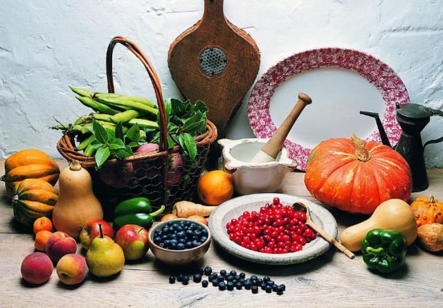 陶虹聊戏外素食人生:吃本来是一件简单的事情