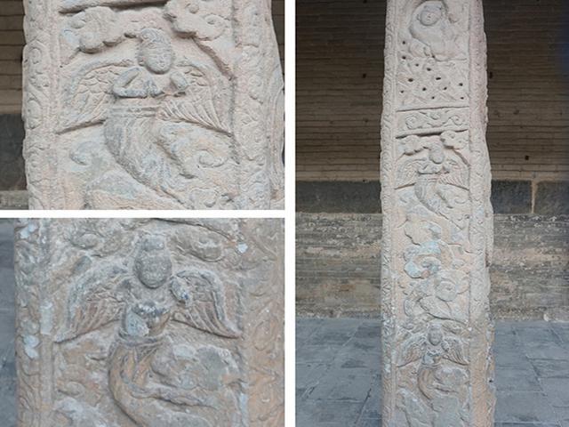 廊柱浮雕里的故事——访阳台宫玉皇阁