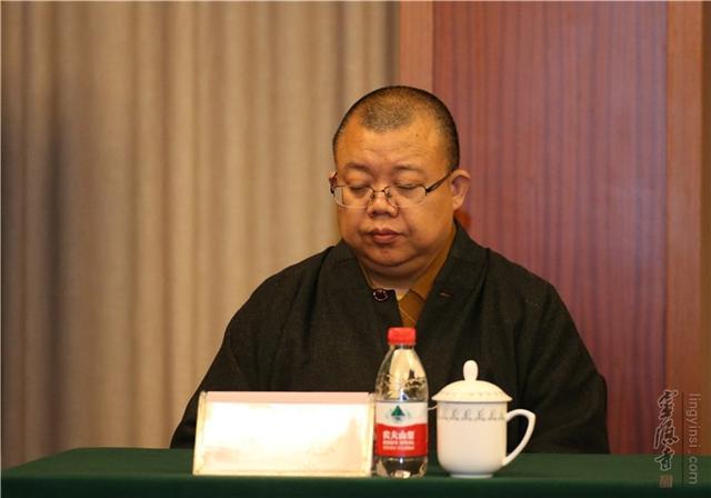 2017年全国佛教院校教师研修班在杭州灵隐寺开班