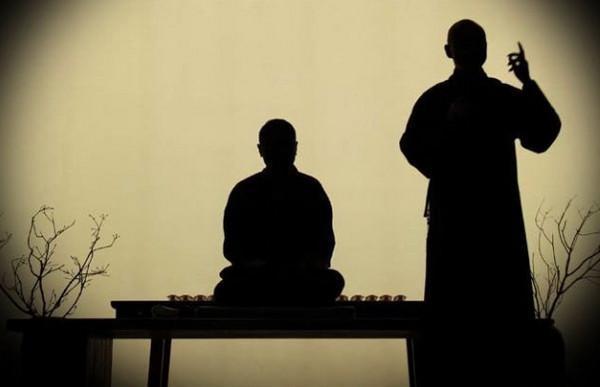 如果把佛法当成谈玄说妙的工具 那就白学了