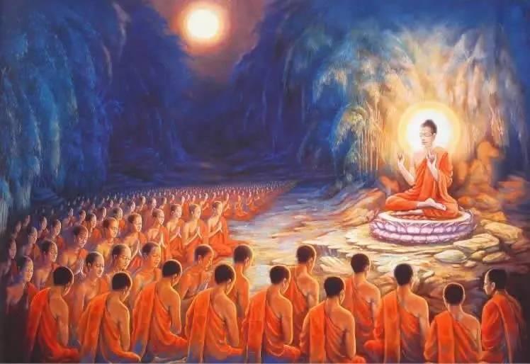 """一切善法都是佛法吗?佛教的""""法印""""是什么?"""
