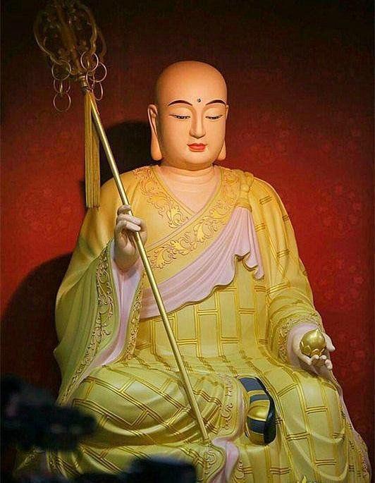 梦参老和尚:念万遍地藏菩萨圣号 恶事也能转变成善