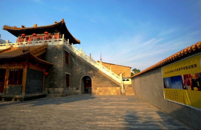 西五台云居寺隆重启建首届冥阳两界圣凡水陆大法会