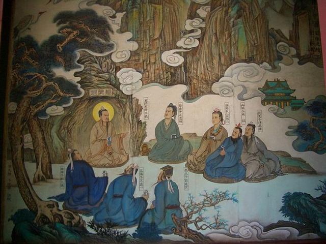 全真教不只是修行炼丹 悲天悯人才是最高理想